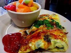 Best Omelette Ever!! So good!