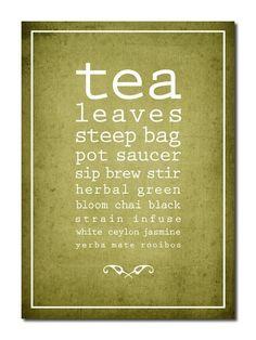 Tea ❥ ❥
