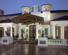 luxury tudor mansion plan | French Riviera Mansion Estate at 25-50,000 SF