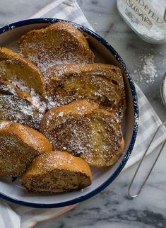 ice cream french toast