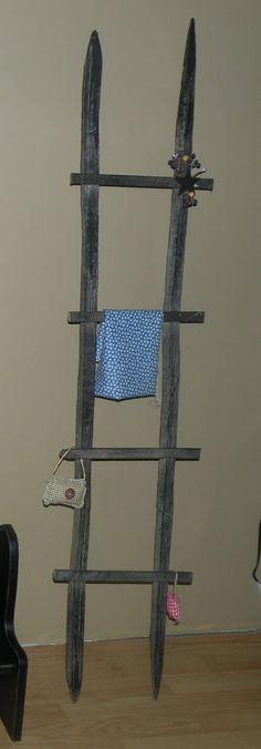 tobacco stick ladder