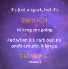 "Paramore, ""Last Hope""."