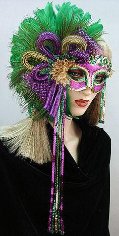 Jubliee Mask