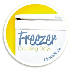 Freezer cooking basics and tips.