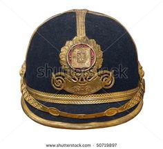 Austrian Empire military helmet World War I.