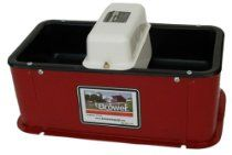 Brower MC32E Super Insulated Electric Double Electric Drink Hog Waterer
