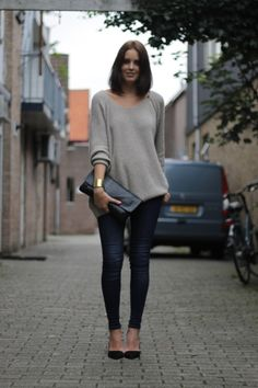 simple yet chic #fashion #streetstyle