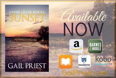 CELTICLADY'S REVIEWS: Sunset by Annie Crow Knoll Spotlight with Giveaway...