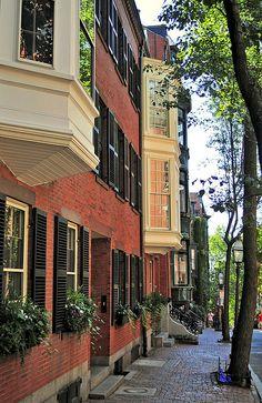 Beacon Hill  Boston, MA