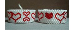 Beaded Heart Reflections Tea Light Cover at Sova-Enterprises.com