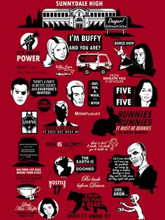 Buffy quote montage!