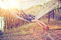 ahhhh, hammocks