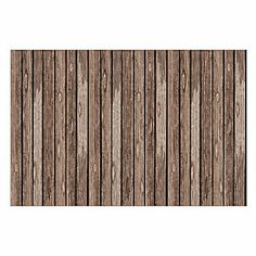 Wood Plank Backdrop Banner - Photo booth backdrop
