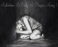 """""""Salvation is only a prayer away!!!"""" Visit mwordsandthechristianwoman.com"""