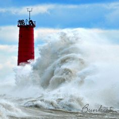 Lighthouse ~ Sheboygan
