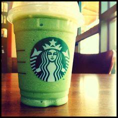 Green Tea Frapp