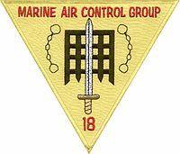 Marine Air Control Group 18 (MACG-18), Futenma Marine Corps Base, Okinawa Japan.