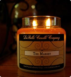 My new favorite candle!!! It's amazing!