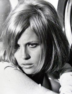 Faye Dunaway in Bonnie and Clyde 1967