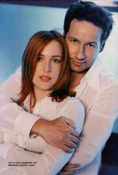 Mulder and Scully: The X Files