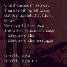 1000 miles lyric: