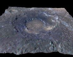 Latest Photos of Mercury from NASA's Messenger Probe | Mercury & Solar System | MESSENGER Mission, NASA Space Photos