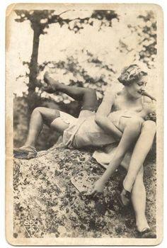 """Vintage lesbians were called """"romantic friends"""""""