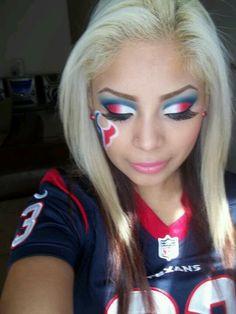 Texans make up