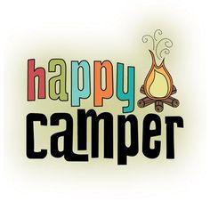 Happy Camper :-)