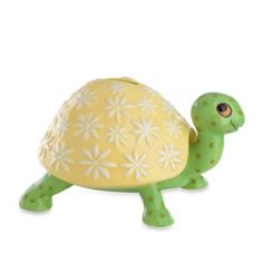 Gorham® Pitter Patter Turtle Bank - buybuyBaby.com