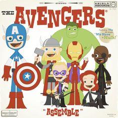 The Avengers for Kids
