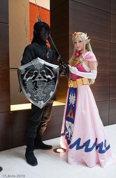 Shadow Link Zelda