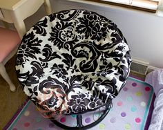 Bliss Images and Beyond: Papasan Makeover
