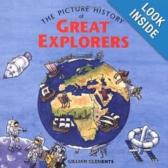 Cycle 2 Week 8 History. The Picture History of Great Explorers