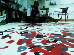 Oman | Artist @ Work (Arabic calligraphy). credit: Saleh Al Shukairi. view on Fb https://www.facebook.com/SinbadsOmanPocketGuide #oman #travel #traveltooman #sinbadpocketguide #sinbad