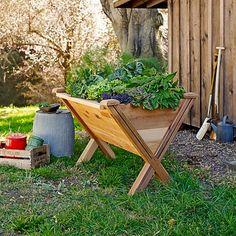 Gronomics Modular Elevated Garden Wedge #williamssonoma