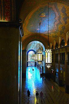 """Fisher Building, """"Detroit's Largest Art Object"""""""