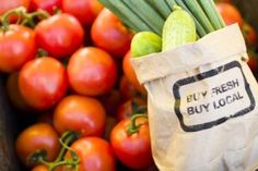 My Story: Why I Buy Organic Foods | Stretcher.com - Frugality is a means to self-reliance and independence