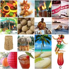 Carribean theme party