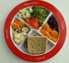 Healthy Meals for Kids from 'Super Healthy Kids' #choosemyplate