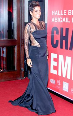 Halle Berry is stunning on the red carpet