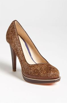 Cole Haan 'Chelsea' Double Platform Pump available at Nordstrom