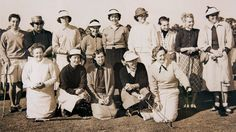 This week is all about the LPGA Founders and Pioneers