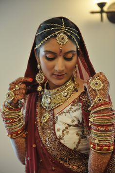 bridal makeup looks smokey eye pakistani 2012 tips