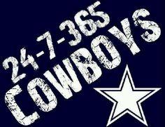 24-7-365 Cowboys