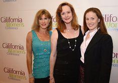 Judy Norton (Mary Ellen), Mary Beth McDonnough (Erin), & Kami Cotler (Elizabeth) (Became a High School Principal), 2012  (Waltons, 1971-1979)