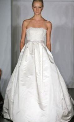 Wedding dresses on pinterest classic wedding dress anne for How much is a custom wedding dress