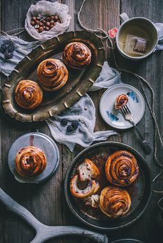 Blackberry Twists | Adventures in Cooking by Eva Kosmas Flores | Adventures in Cooking