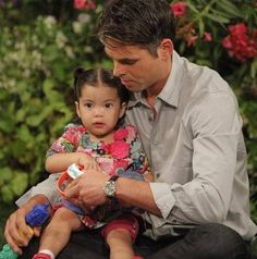 Who is patrick dating on general hospital