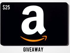$25 Amazon Gift Card Giveaway! by droold.com